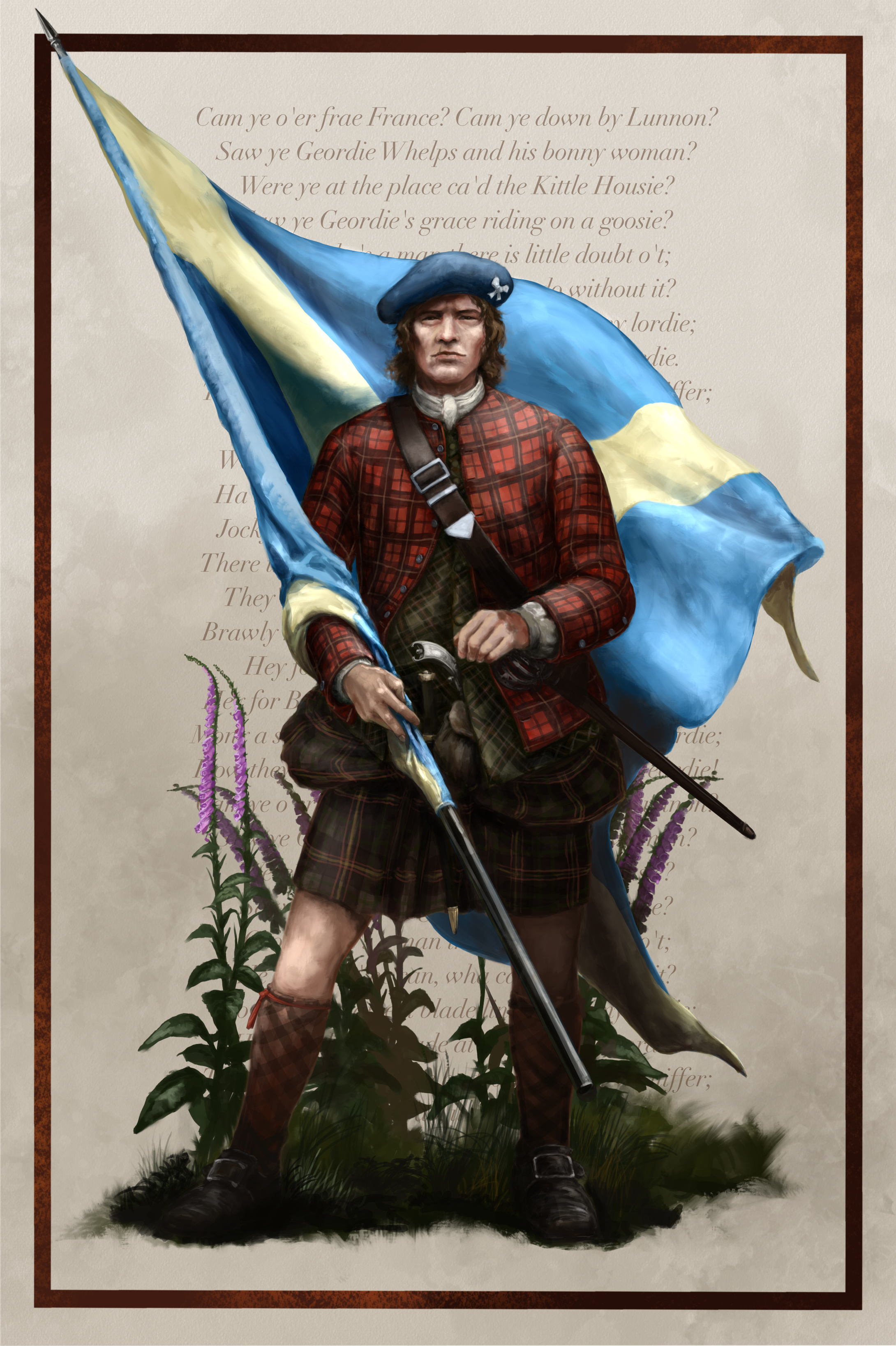 Jacobite Ensign